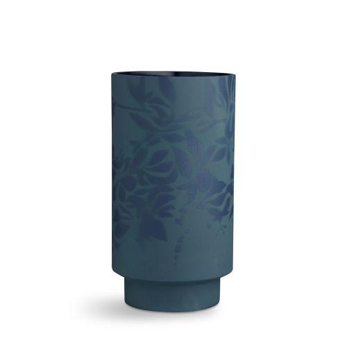 KÄHLER / Keramická váza Kabell Indigo 26,5 cm