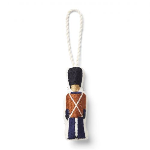 ferm LIVING / Vianočná textilná ozdoba Royal Life Guard