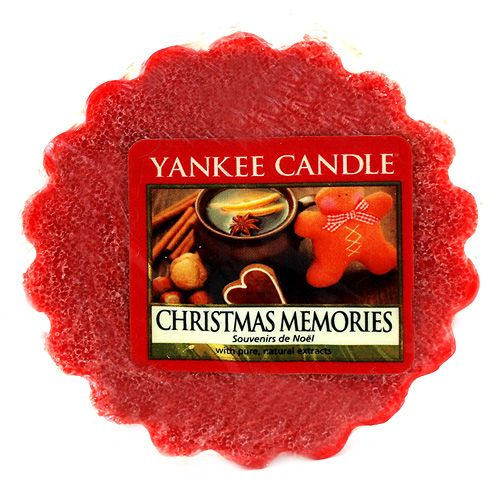 Yankee Candle / Vosk do aromalampy Yankee Candle - Christmas Memories