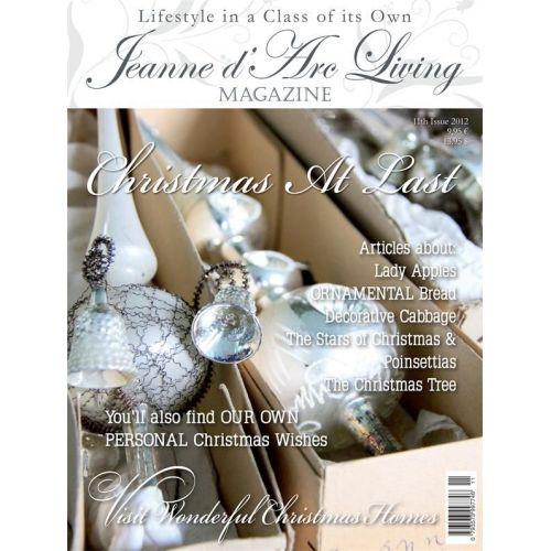 Jeanne d'Arc Living / Časopis Jeanne d'Arc Living 11/2012 - anglická verze