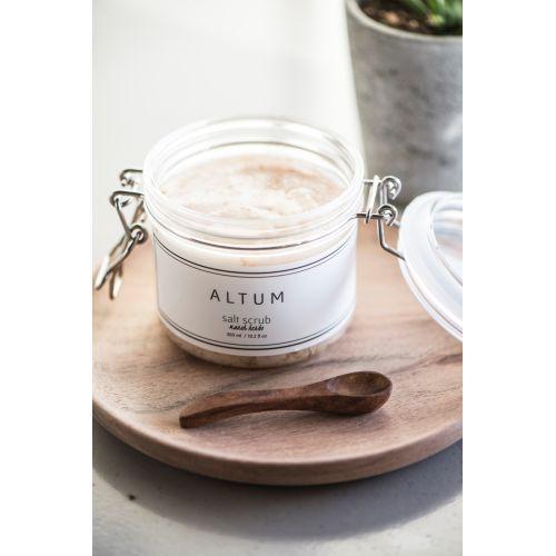 IB LAURSEN / Peelingová soľ ALTUM - Mars Herbs 300ml
