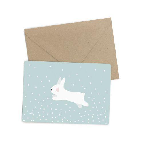 EEF lillemor / Prianie s obálkou Swan/Rabbit