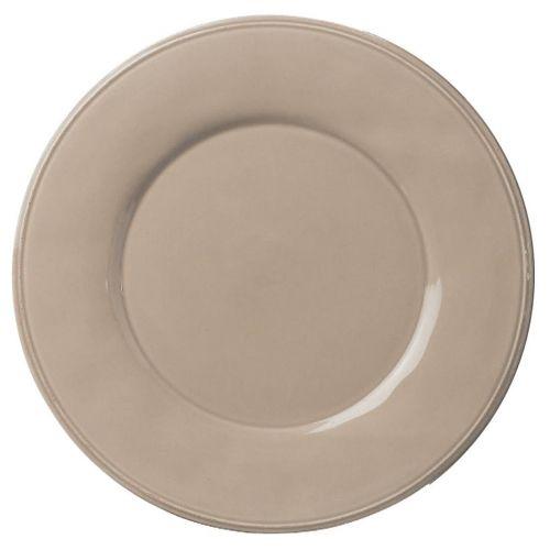 CÔTÉ TABLE / Obedový tanier Constance beige 28 cm