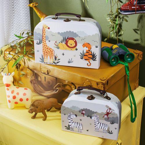 sass & belle / Detský kufrík Safari