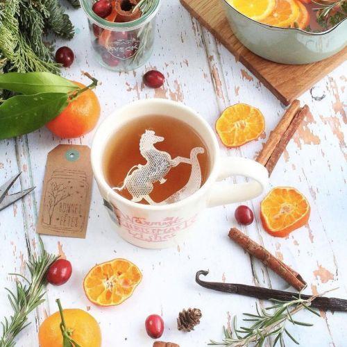 TEA HERITAGE / Vianočný čaj Rocking Horse 5 ks