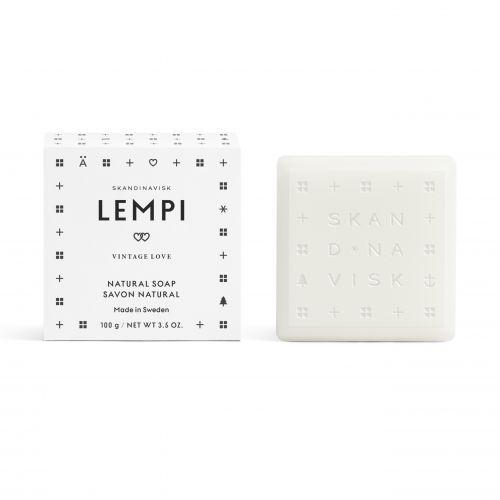 SKANDINAVISK / Tuhé mydlo LEMPI (láska) 100 g