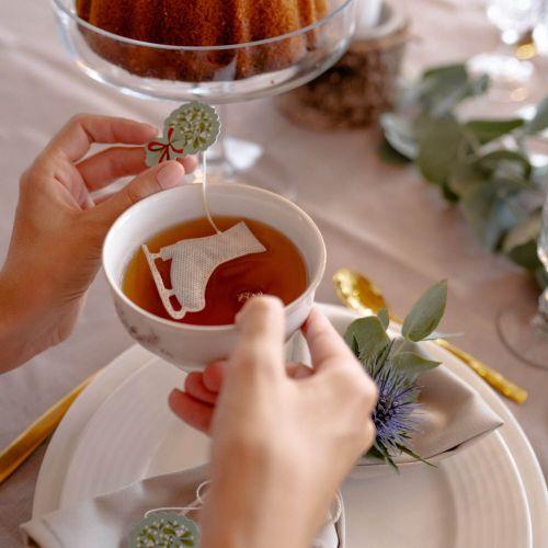 TEA HERITAGE / Zelený čaj s jazmínom Ice Skating Jasmine 5 ks