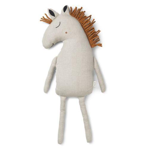 ferm LIVING / Dětský dekorativní polštářek Sleepy Horse