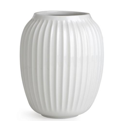 KÄHLER / Keramická váza Hammershøi White 20 cm