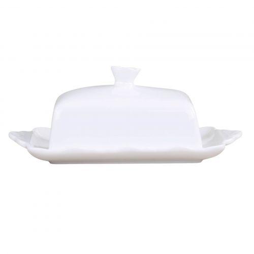 Chic Antique / Porcelánová dóza na maslo Provence