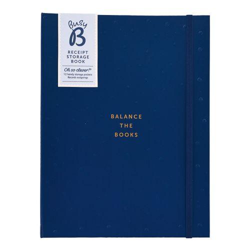 Busy B / Zápisník na financie Pretty
