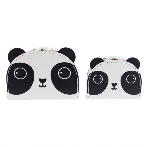 sass & belle / Kufrík Panda