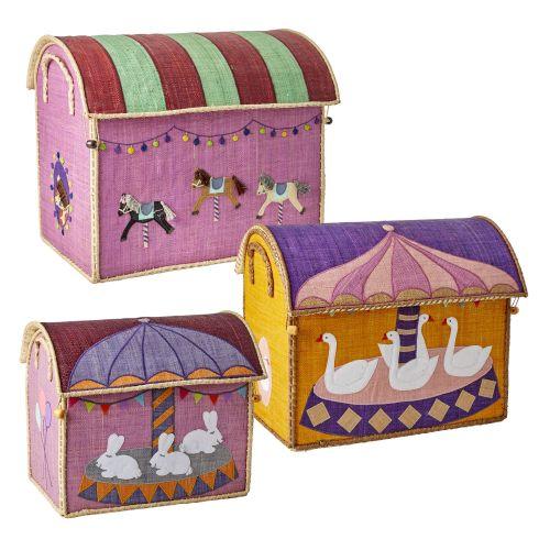 rice / Úložný box na hračky Carousel