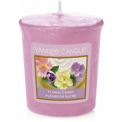 Yankee Candle / Votívna sviečka Yankee Candle - Floral Candy