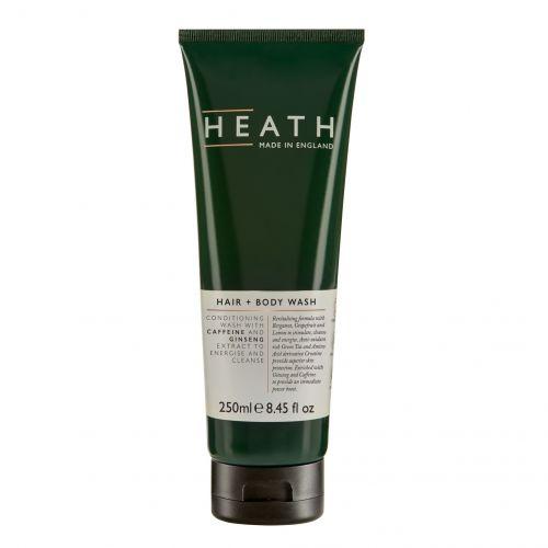 HEATHCOTE & IVORY / Telový a vlasový šampón HEATH - 250ml