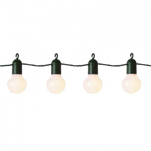 STAR TRADING / Svetelná reťaz 20 LED White Bulbs
