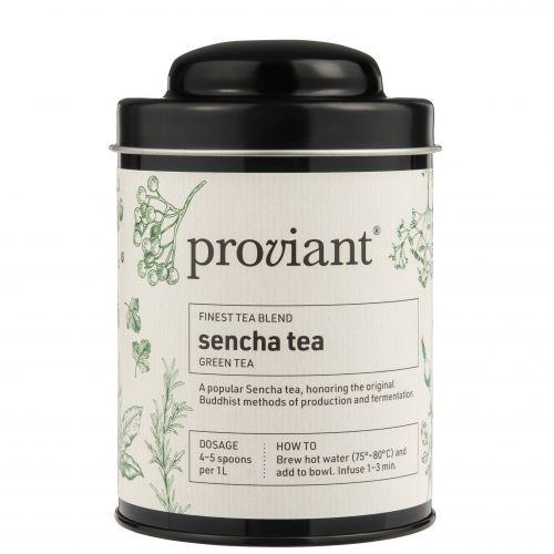 Proviant / Zelený čaj Sencha v dóze 100 g