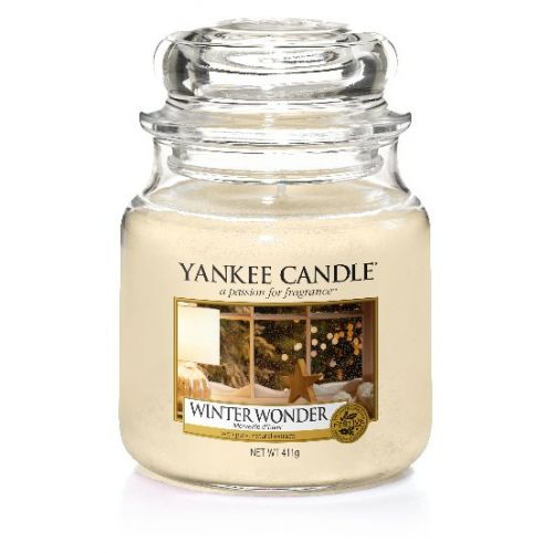 Yankee Candle / Sviečka Yankee Candle 411gr - Winter Wonder