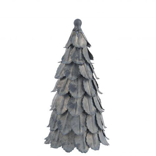 IB LAURSEN / Dekoratívny kovový stromček Zinc 20 cm