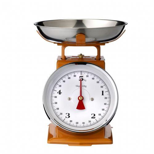Bloomingville / Kuchyňská váha Orange