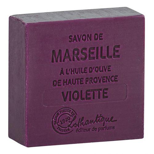 Lothantique / Marseillské mýdlo Violet 100g