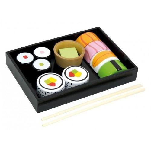 JaBaDaBaDo / Drevená hračka Sushi
