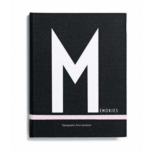 DESIGN LETTERS / Zápisník M for Memory