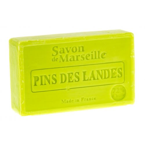 LE CHATELARD / Francúzske mydlo s vôňou borovice 100gr