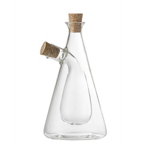 Bloomingville / Sklenená karafa - Oil & Vinegar