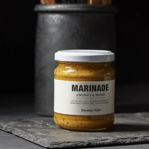 Nicolas Vahé / Kokosová marináda s mangom 200 g