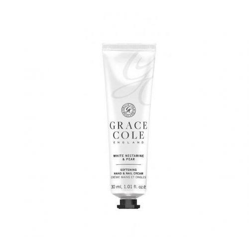 Grace Cole / Krém na ruky a nechty White Nectarine & Pear 30ml