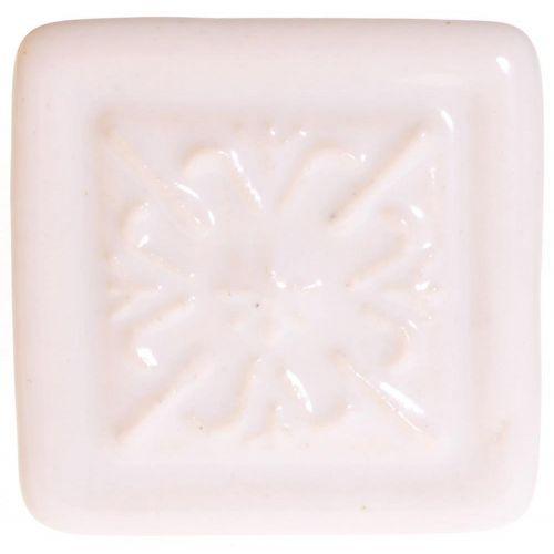 La finesse / Porcelánová úchytka Cream Square