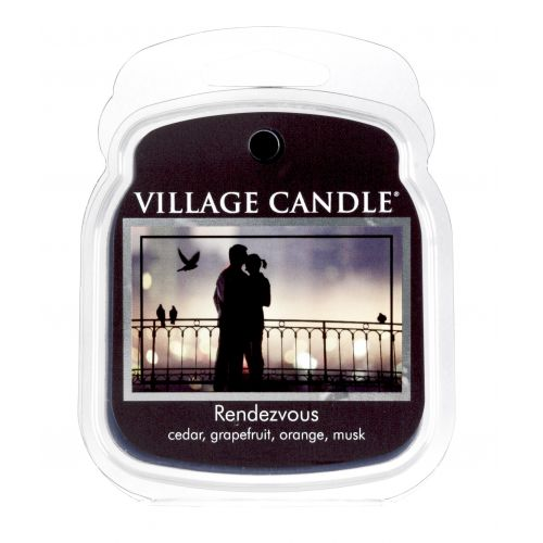 VILLAGE CANDLE / Vosk do aromalampy Rendezvous