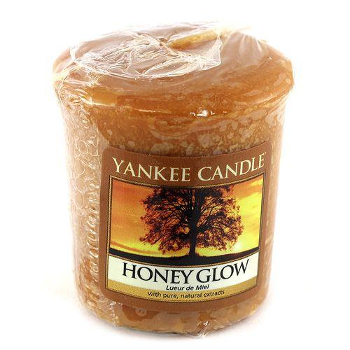Yankee Candle / Votívna sviečka Yankee Candle - Honey Glow