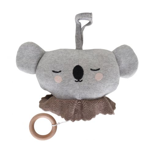 EEF lillemor / Závesná pletená hračka Music Circus Koala