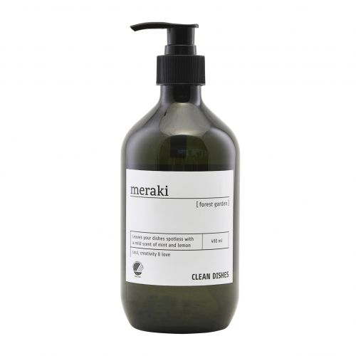 meraki / Ekologický umývací prostriedok Forest Garden 490ml