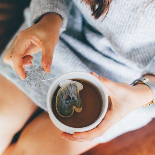 TEA HERITAGE / Zelený čaj s jazmínom Glove Jasmine 5 ks