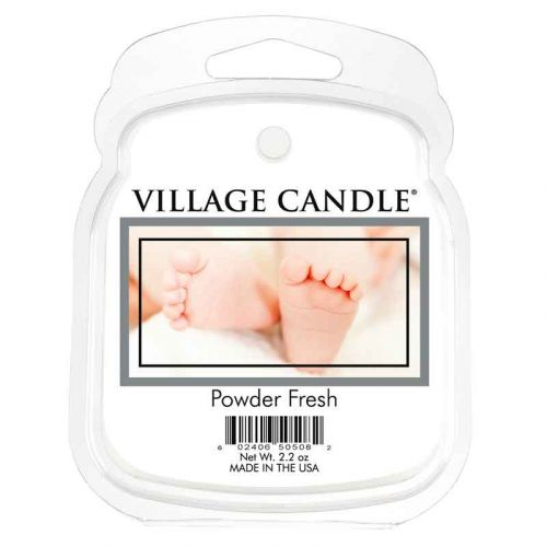 VILLAGE CANDLE / Vosk do aromalampy Powder Fresh