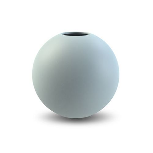 COOEE Design / Kulatá váza Ball Mint 10 cm