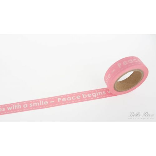 La finesse / Samolepící designová páska - Peace