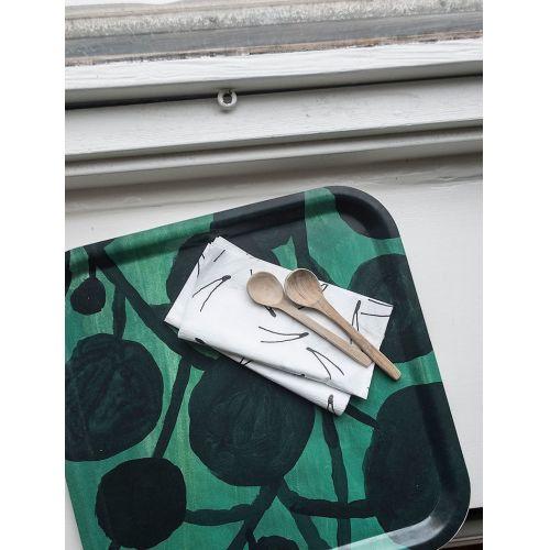 Fine Little Day / Podnos Leaves Tray 32x32 cm