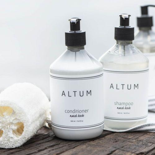 IB LAURSEN / Vlasový kondicionér ALTUM - Marsh Herbs 500ml