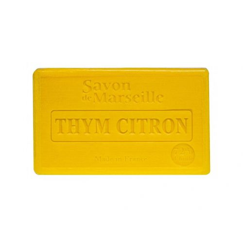 LE CHATELARD / Francúzske mydlo tymián a citrón Thyme Citron 100 g