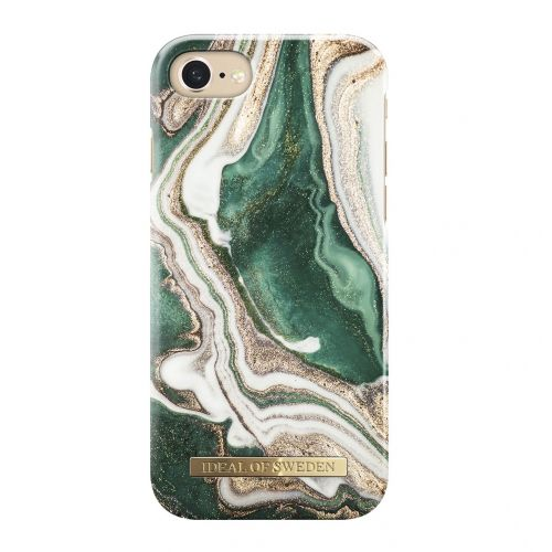 iDeal of Sweden / Kryt na iPhone 6/6s/7/8 PLUS Golden Jade Marble