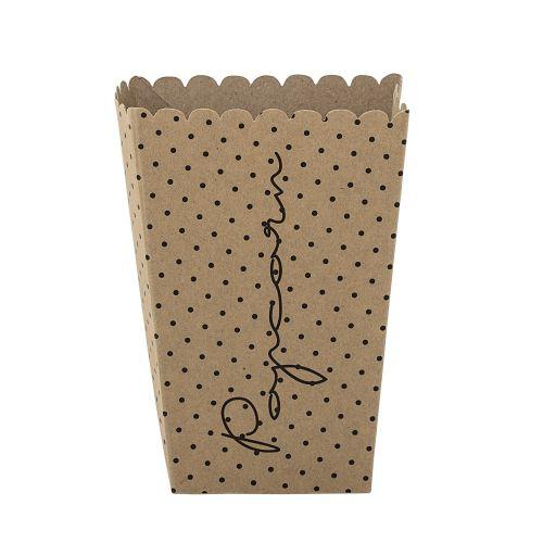 Bloomingville / Papierový kelímok na popcorn - 8 ks