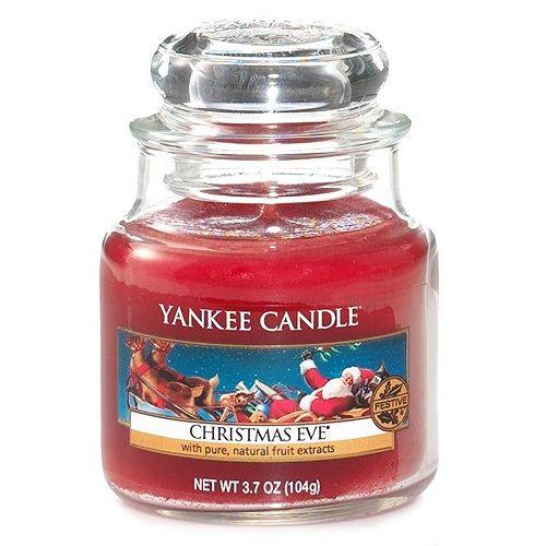 Yankee Candle / Sviečka Yankee Candle 104gr - Christmas Eve