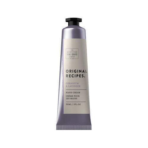 SCOTTISH FINE SOAPS / Krém na ruky Muškát a levanduľa - 30ml