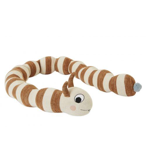 OYOY / Pletená hračka Leo 140cm