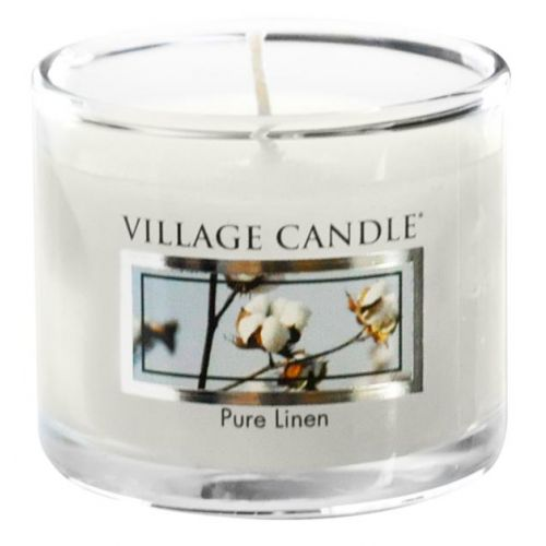 VILLAGE CANDLE / Mini sviečka Village Candle - Pure Linen