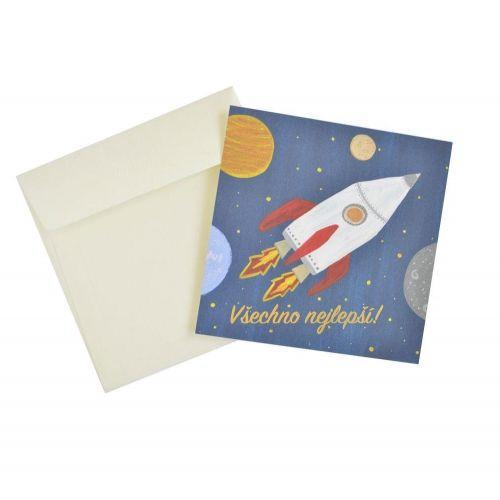 MANKAI Paper / Blahoželanie Raketka